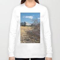 yosemite Long Sleeve T-shirts featuring Yosemite by Adelaine Phee