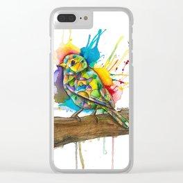 Songbird Clear iPhone Case