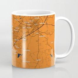 FanMap | NCAA Auburn #01 Coffee Mug
