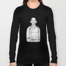 Patron Tequila Long Sleeve T-shirt