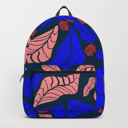 Bright bold floral designs for fashion and home Backpack
