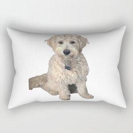 Power Posing Doodle Rectangular Pillow