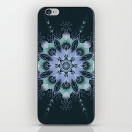 """Dream"" mandala iPhone Skin"