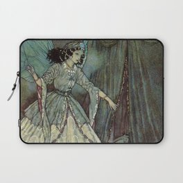 A Higher Destiny Lies Before You By Edmund Dulac Laptop Sleeve