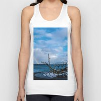 vikings Tank Tops featuring Remember the Vikings by Alex Tonetti Photography