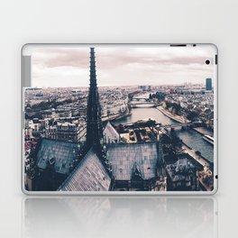 Notre Seine. Laptop & iPad Skin