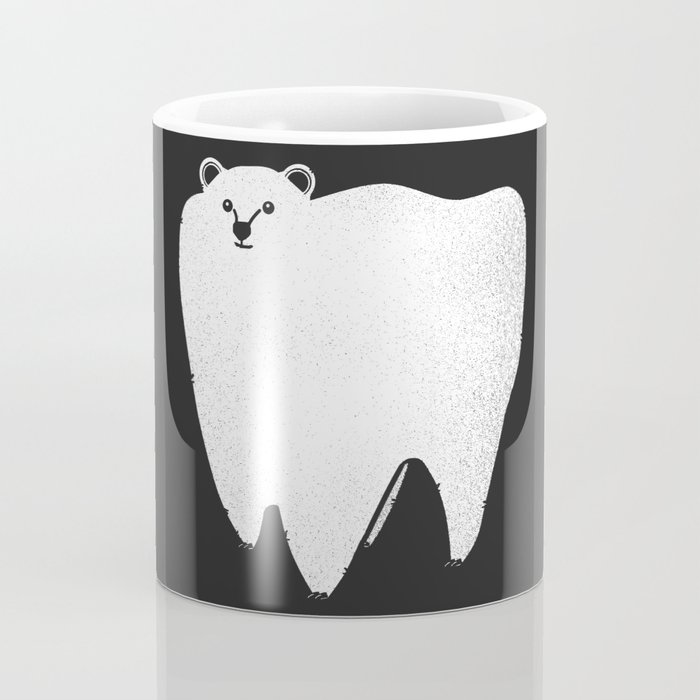 Molar Bear Coffee Mug