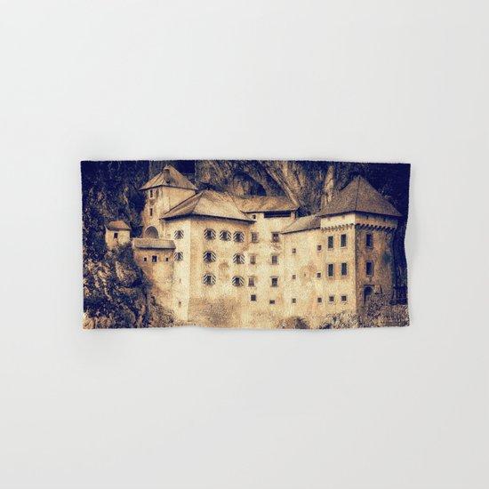 Old Castle Hand & Bath Towel