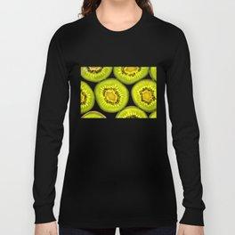 KiwiFruit slices Long Sleeve T-shirt