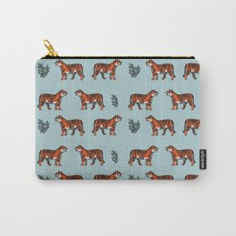 Tiger pattern parade Carry-All Pouch
