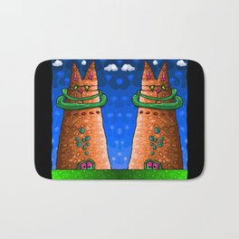 Cat City. Ministry of Meow. Bath Mat
