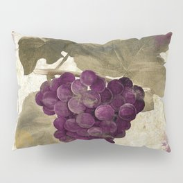 Tuscan Table Rouge Pillow Sham