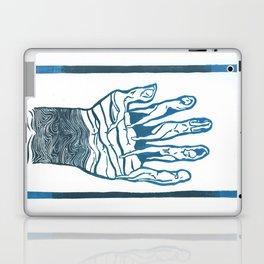 Dead in the water Laptop & iPad Skin