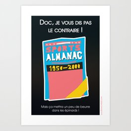 Réplicultes : Back to the future II Art Print