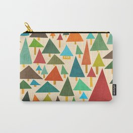 The house at the pine forest Carry-All Pouch