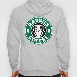 RABBITS COFFEE Hoody