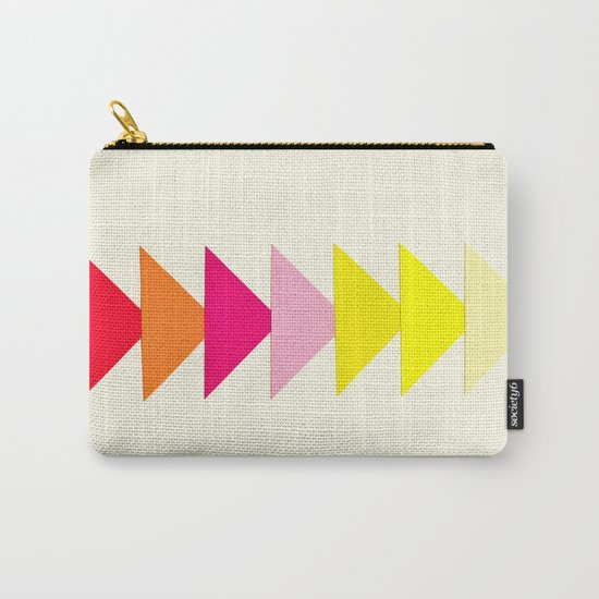 Arrows II Carry-All Pouch