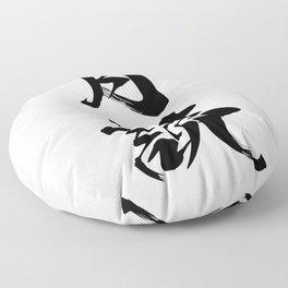 Naruto: Tsukuyomi (black) Floor Pillow