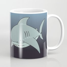 Stop shark finning Coffee Mug