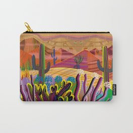Paradise Valley Carry-All Pouch