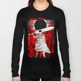 """Berserk Guts """"The Advent"""" Long Sleeve T-shirt"""