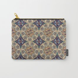 Abstract floral colorful seamless pattern Carry-All Pouch
