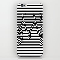 bicycle iPhone & iPod Skins featuring Bicycle by AndISky