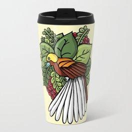 The Bird of Paradise Travel Mug