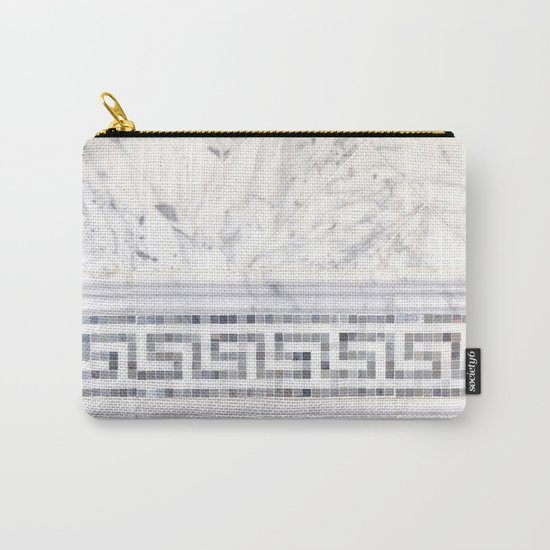 Greek Marble 2 Carry-All Pouch
