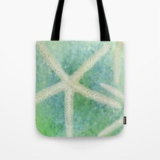 Seastars Tote Bag