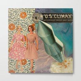 Climax Metal Print