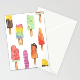 Popsicles by La Papelerie Stationery Cards