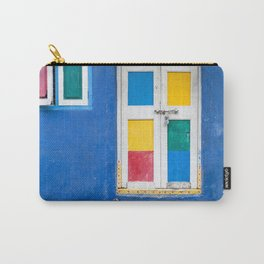 Colorful Indian Door Carry-All Pouch