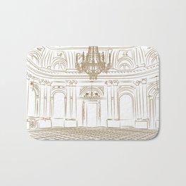 Royal Ballroom Bath Mat