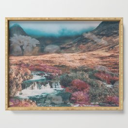 Fairy Pools Serving Tray