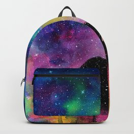 Everytime I close my eyes it's like a beautiful paradise Backpack