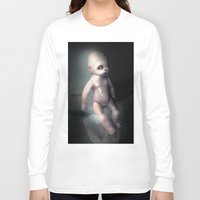 window Long Sleeve T-shirts featuring window by Eduardo Zabala