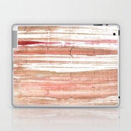 Tumbleweed abstract watercolor Laptop & iPad Skin