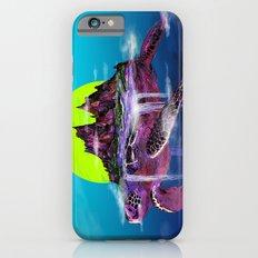 Turtle Paradise iPhone 6s Slim Case