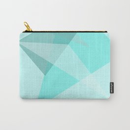 Triangles No15 Carry-All Pouch