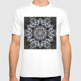 Dark Natural Mandala T-shirt