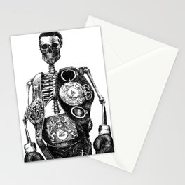 Mike Tyson Stationery Cards