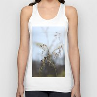 grass Tank Tops featuring Grass by RMK Photography