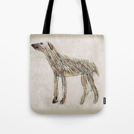 Paddy the Wolfhound Tote Bag