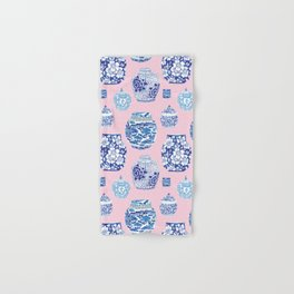 Chinoiserie Ginger Jar Collection No.7 Hand & Bath Towel