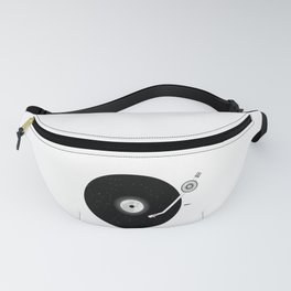 The Music of the Moon and the Stars Fanny Pack