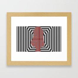 'Lavinia' Framed Art Print
