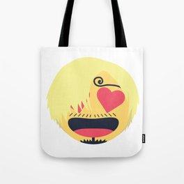 Sanji Emoji Design Tote Bag