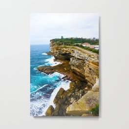 Watsons Bay [1]   Sydney Metal Print