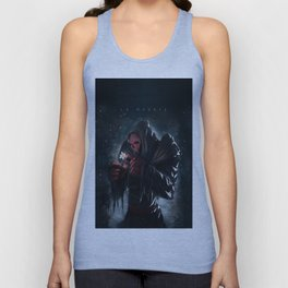 The Death - La Muerte Unisex Tank Top